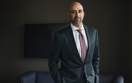 Image: Abbasali (Ali) Kermalli, Business Law Lawyer