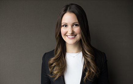 Image: Samantha Bogoroch, Litigation Lawyer