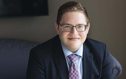 Image: Adam Quirk - Litigation Lawyer