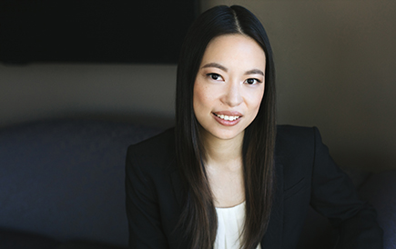 Image: Andrea Wong - Commercial Real Estate Lawyer