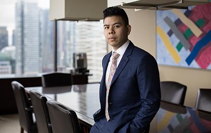 Image: Darren Nguyen, Business Law Lawyer