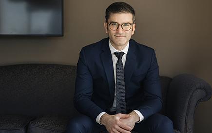 Photo: Eli Hoffman - Business Law Lawyer