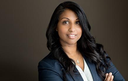 Image: Samantha Prasad, Tax and Succession Planning Lawyer
