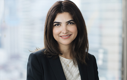 Image: Sepideh K. Nassabi - Litigator and Registered Trademark Agent