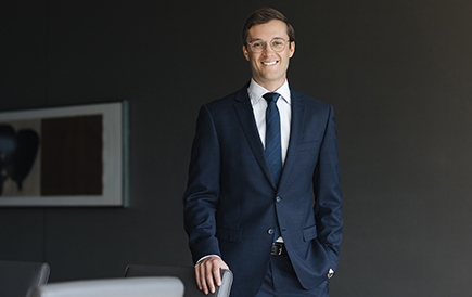 Image: Zachary Janes - Securities and Capital Markets and Business Law Lawyer